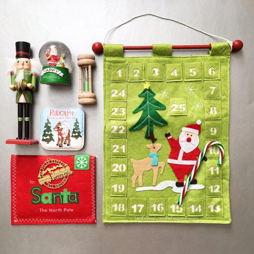 ide kegiatan natal prasekolah