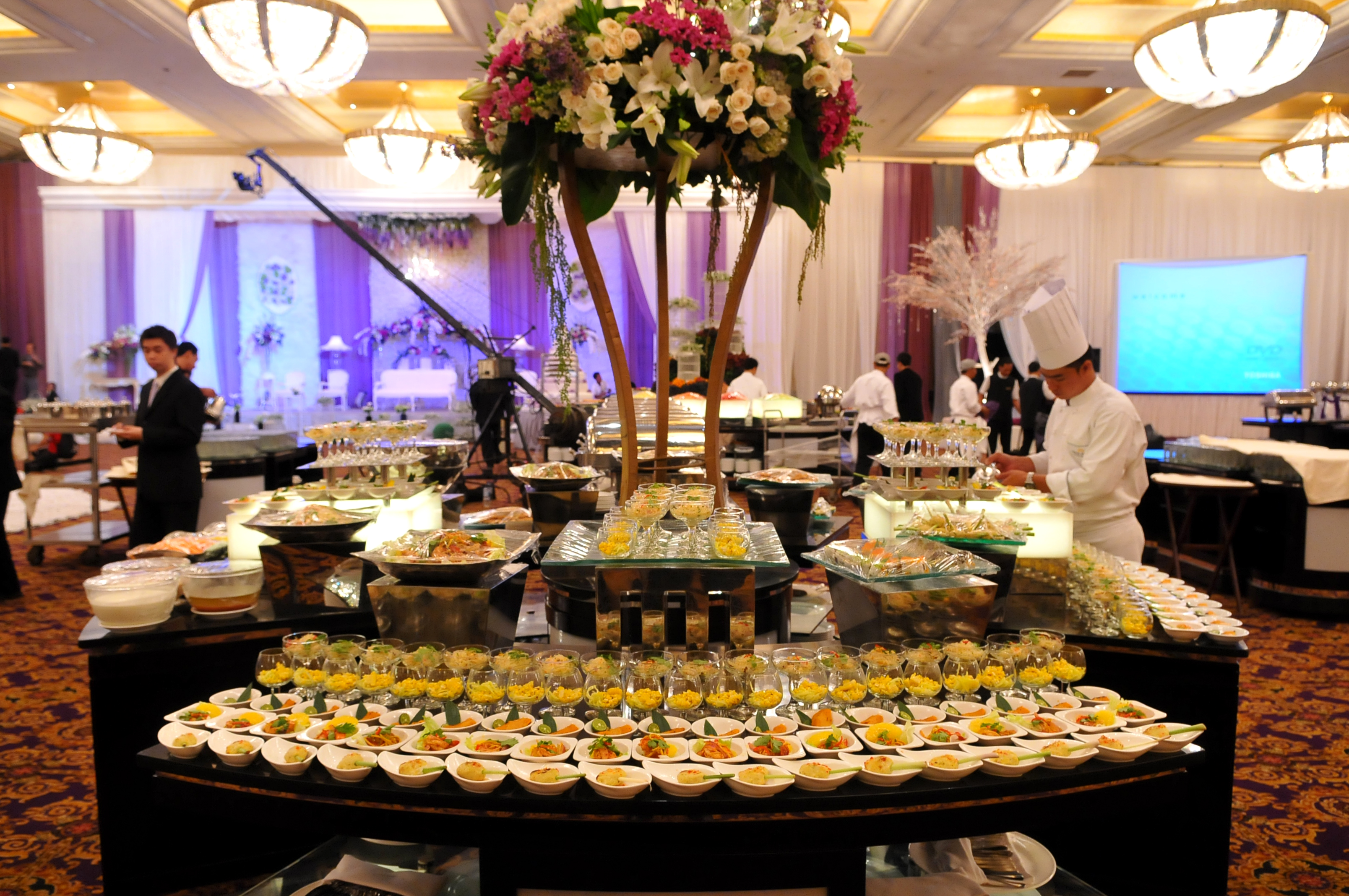 wedding hotel mulia AV