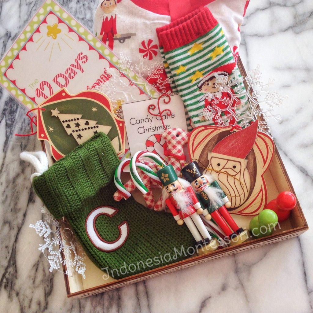 prakarya hari raya natal untuk anak prasekolah