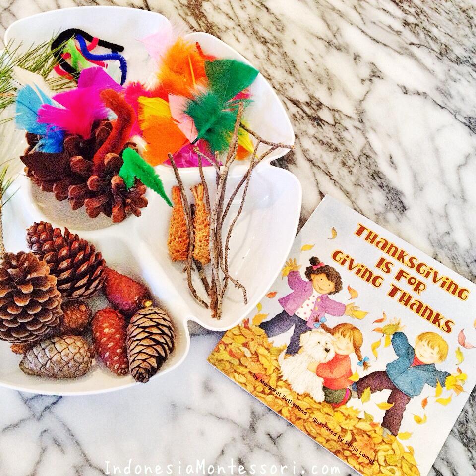 ide prakarya thanksgiving