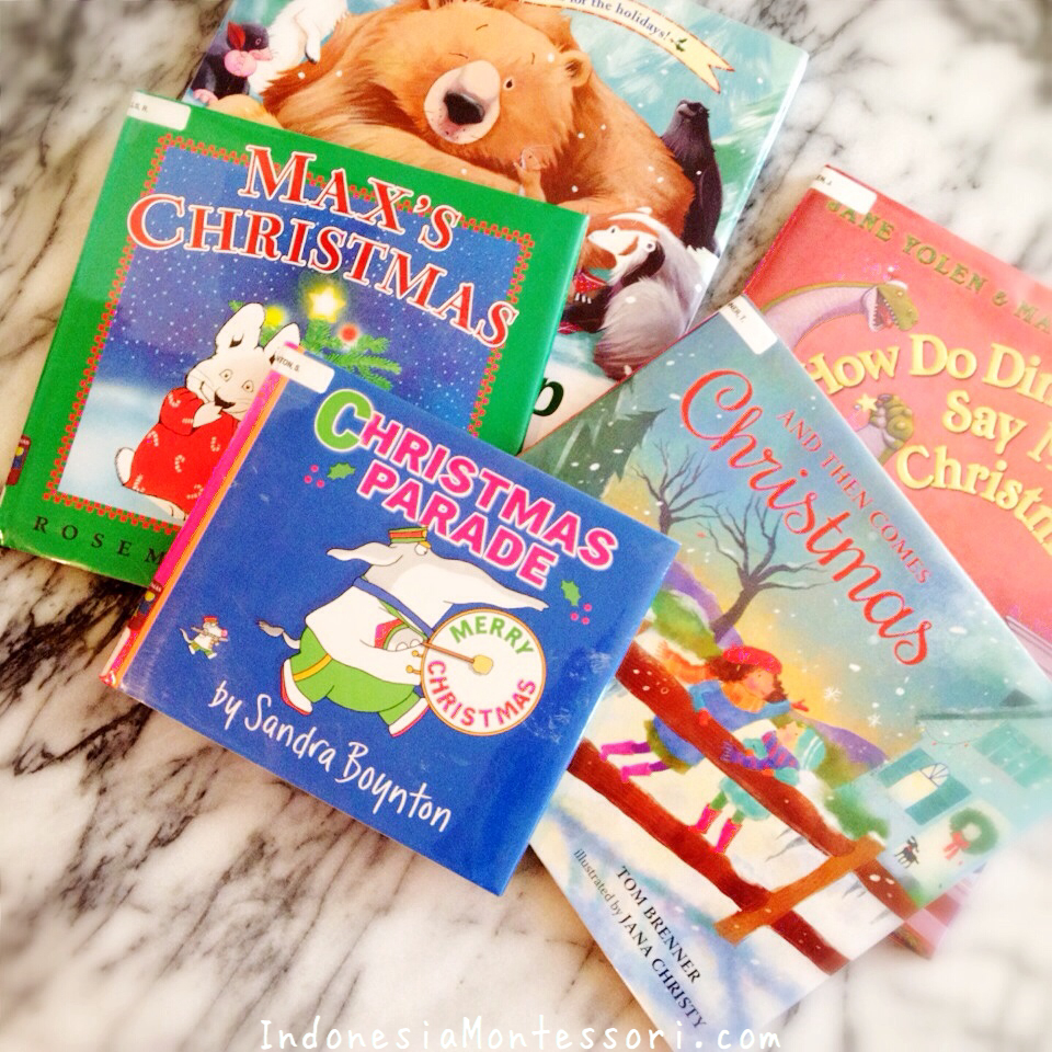 buku natal anak