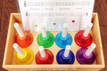 pengenalan Musik pada anak usia dini