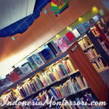 kegiatan baca anak prasekolah buku favorite indonesia montessori