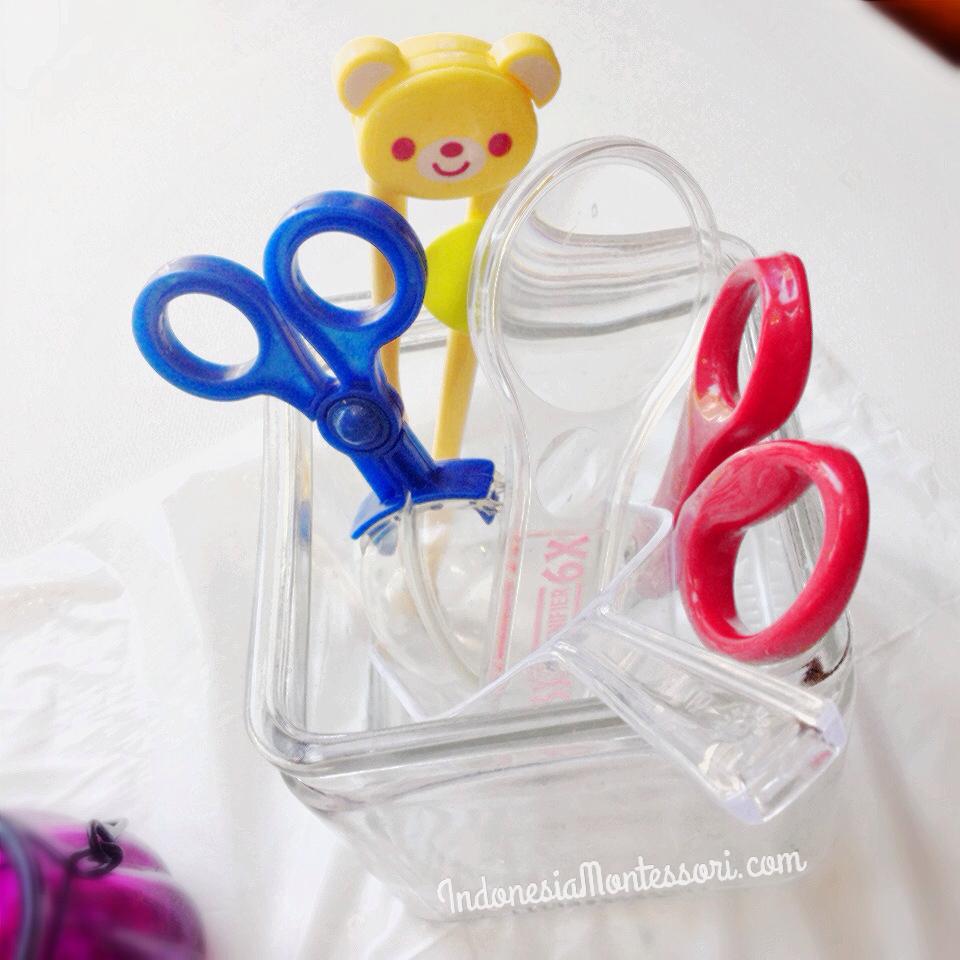 ide main anak bayi yang aman DIY TOYS