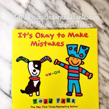 todd parr it is okay to make mistake book review