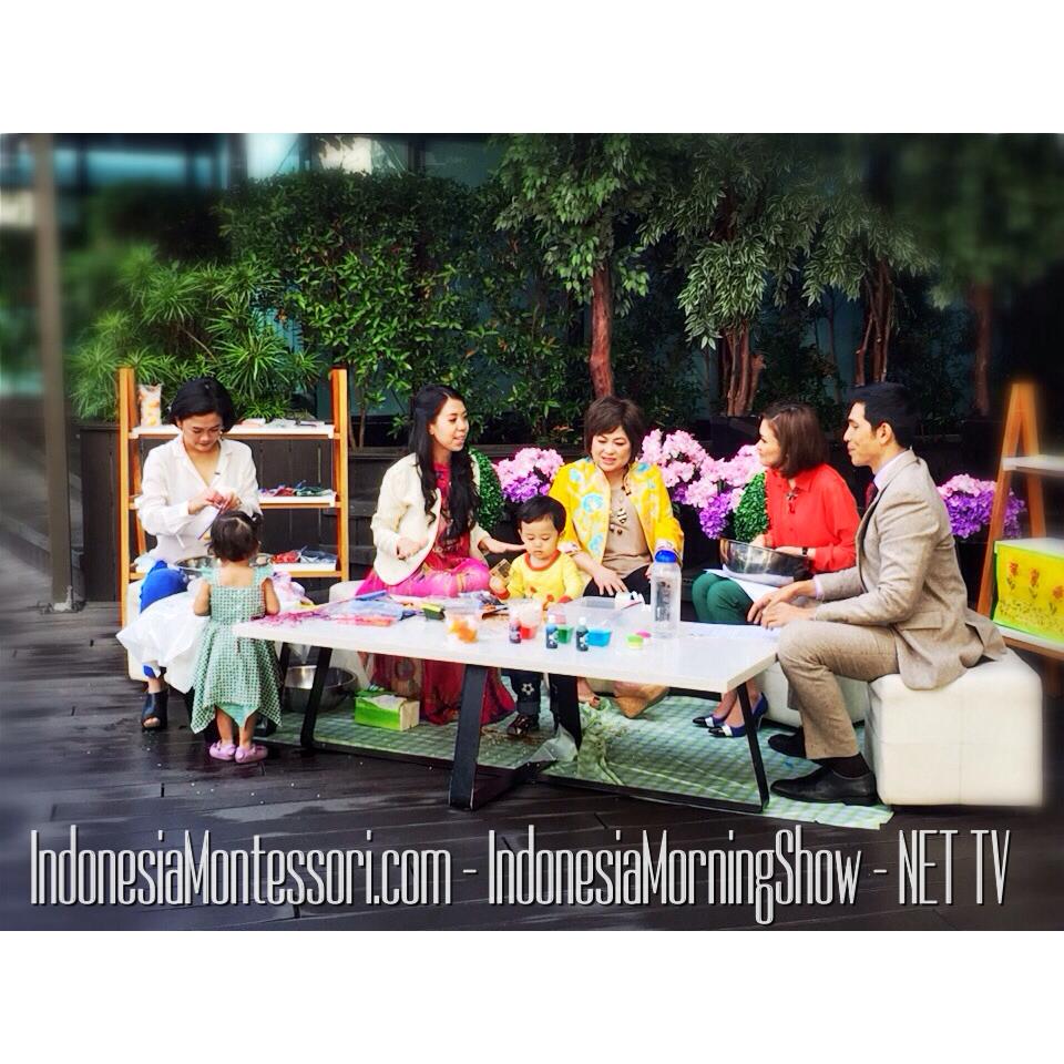 Indonesia Morning Show EDIBLE SAFE DIY TOYS