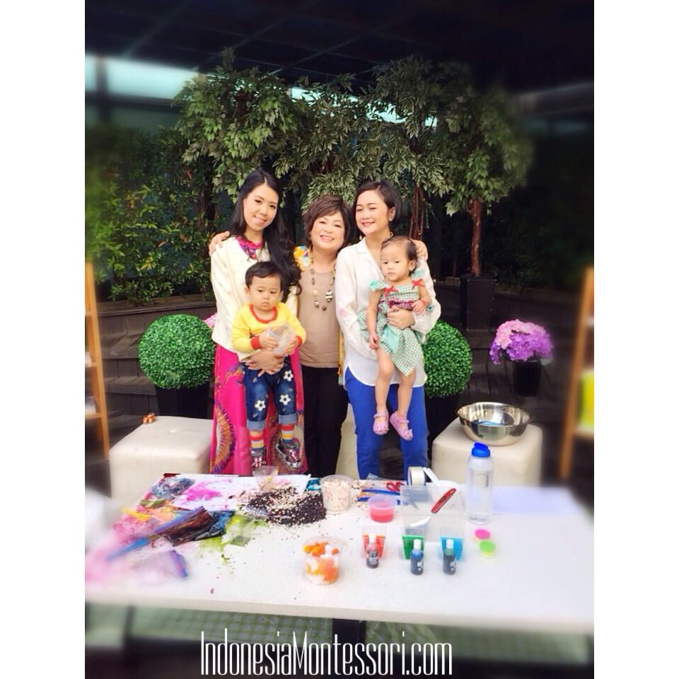FLUBBY JELLY resep DIY TOYS IndonesiaMontessori.com NET TV Nansih Lim