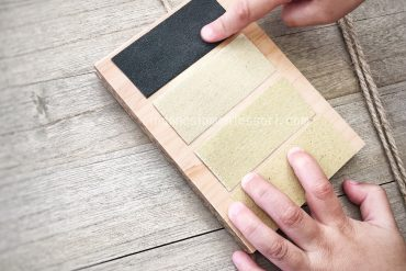 DIY montessori aparatus cara buat alat montessori