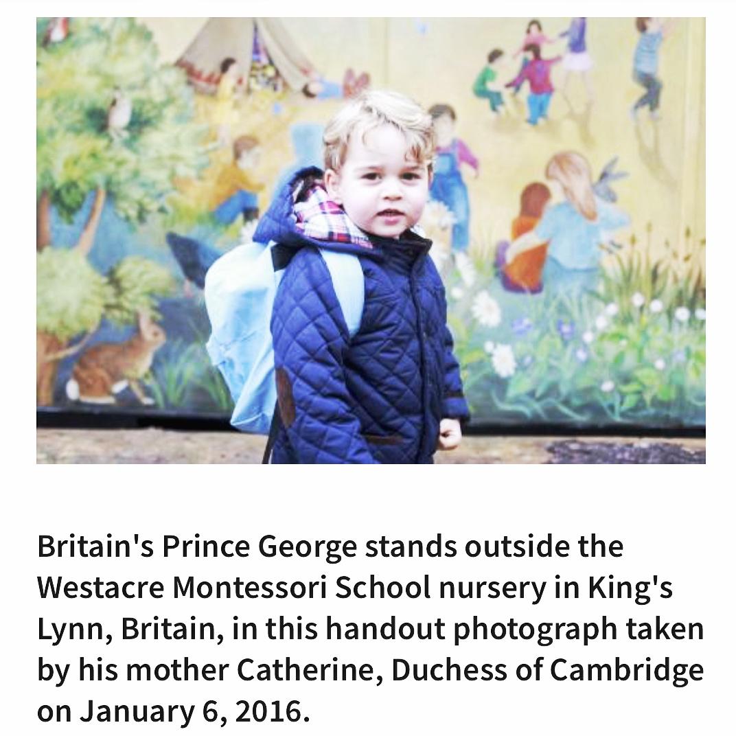 prince george montessori