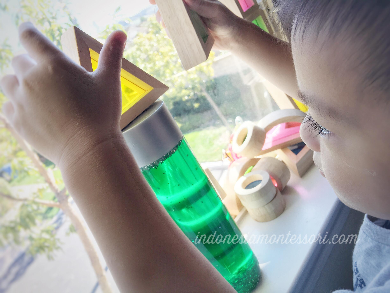 cara buat mainan montessori di rumah