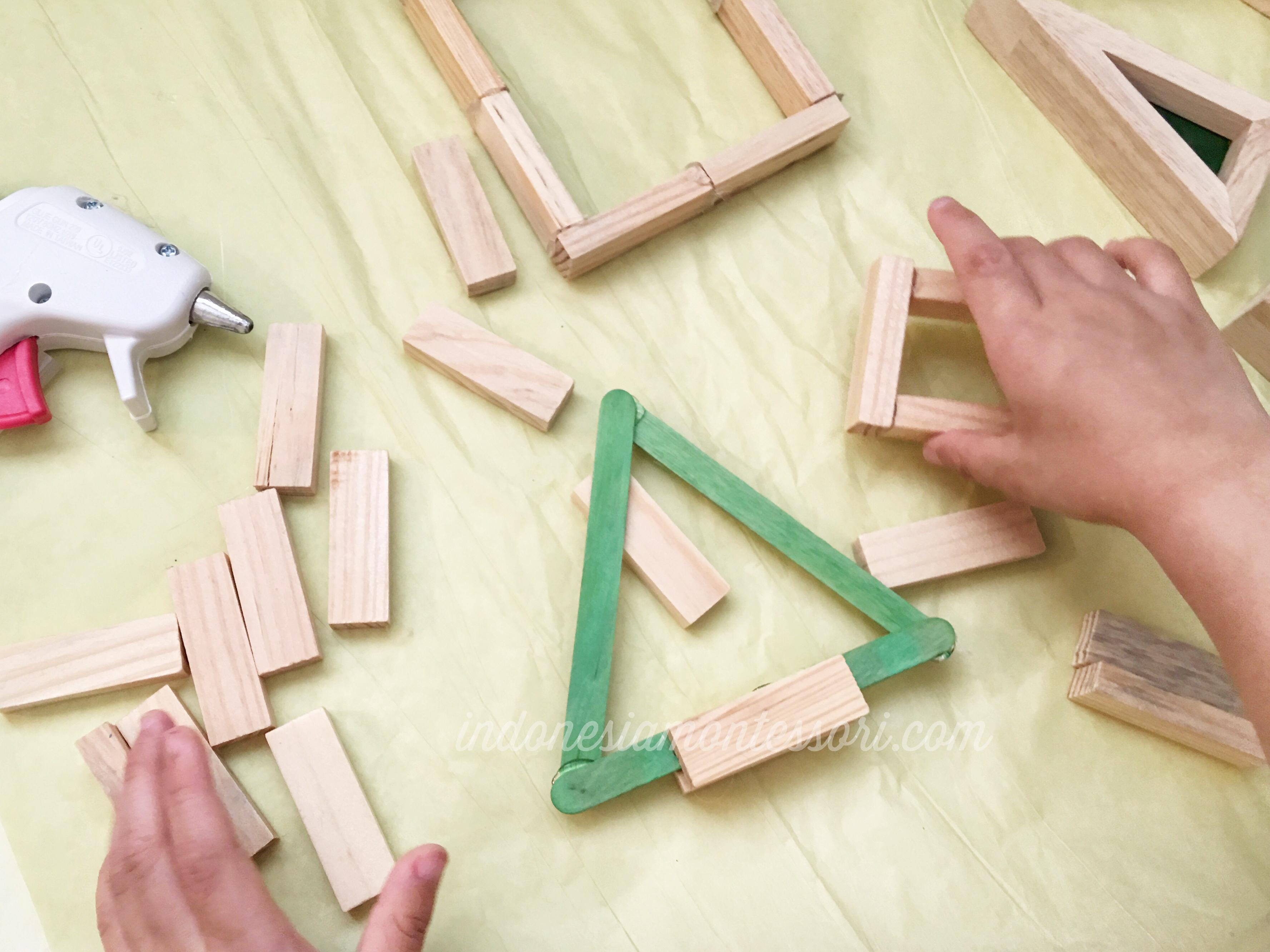 cara buat mainan sendiri