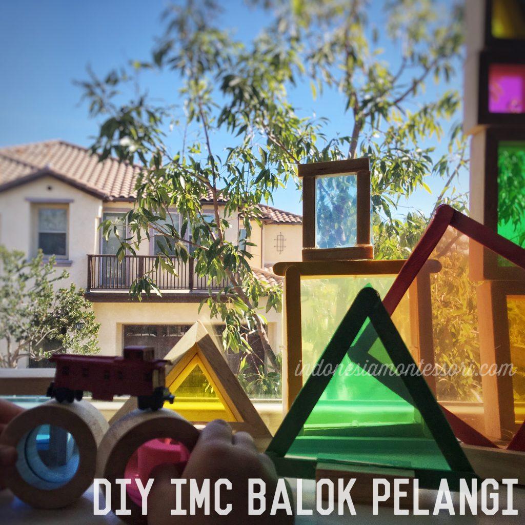 DIY IMC BALOK PELANGI
