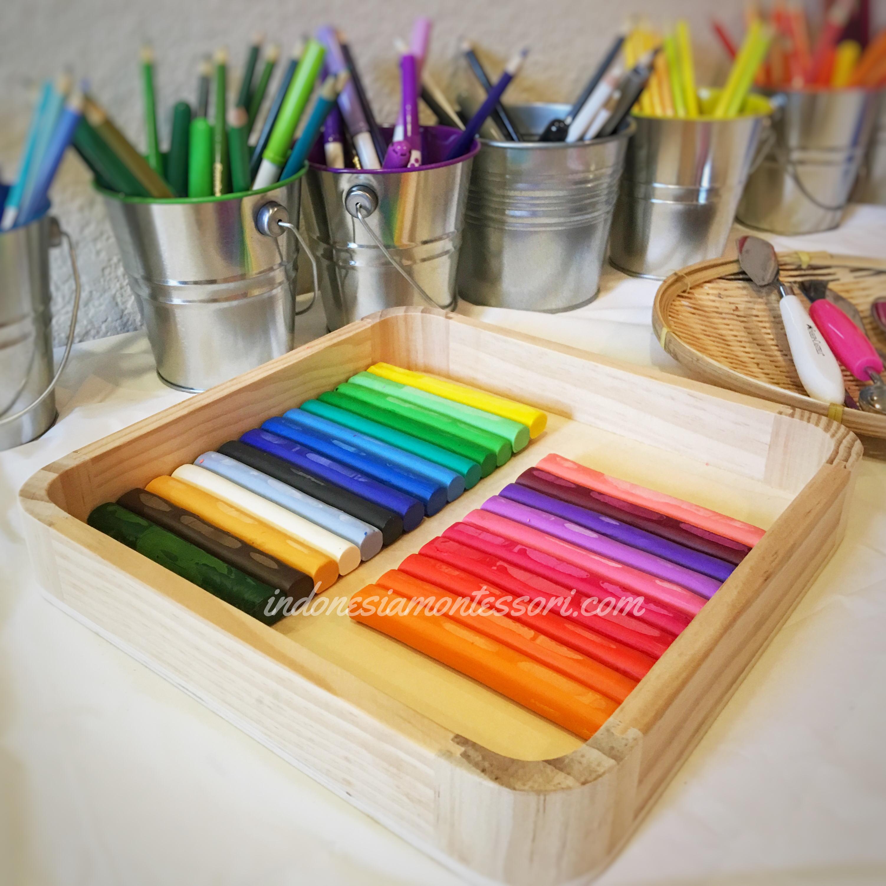 ide kegiatan kreatifitas anak paud