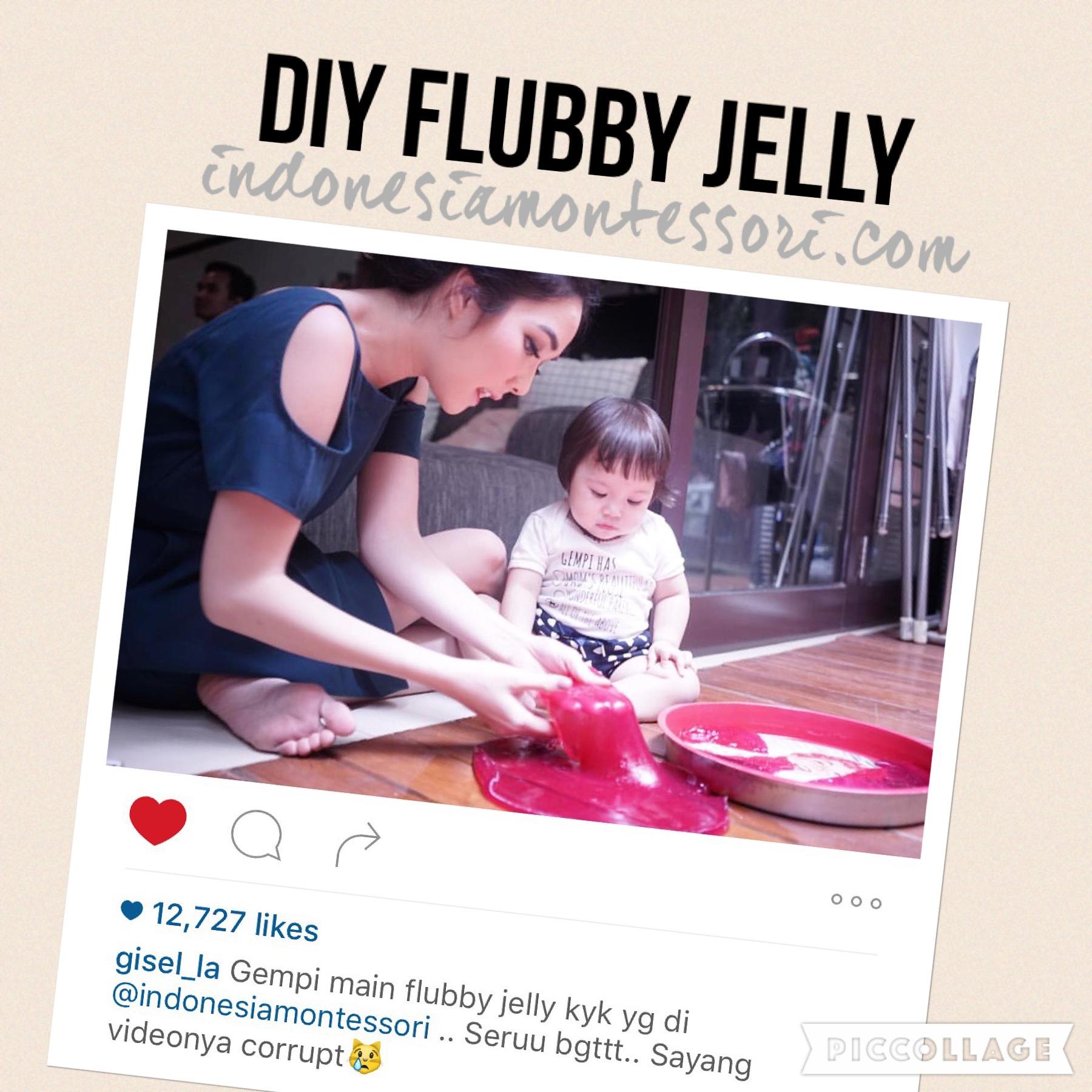 gisella anastasia gempita gading flubby jelly