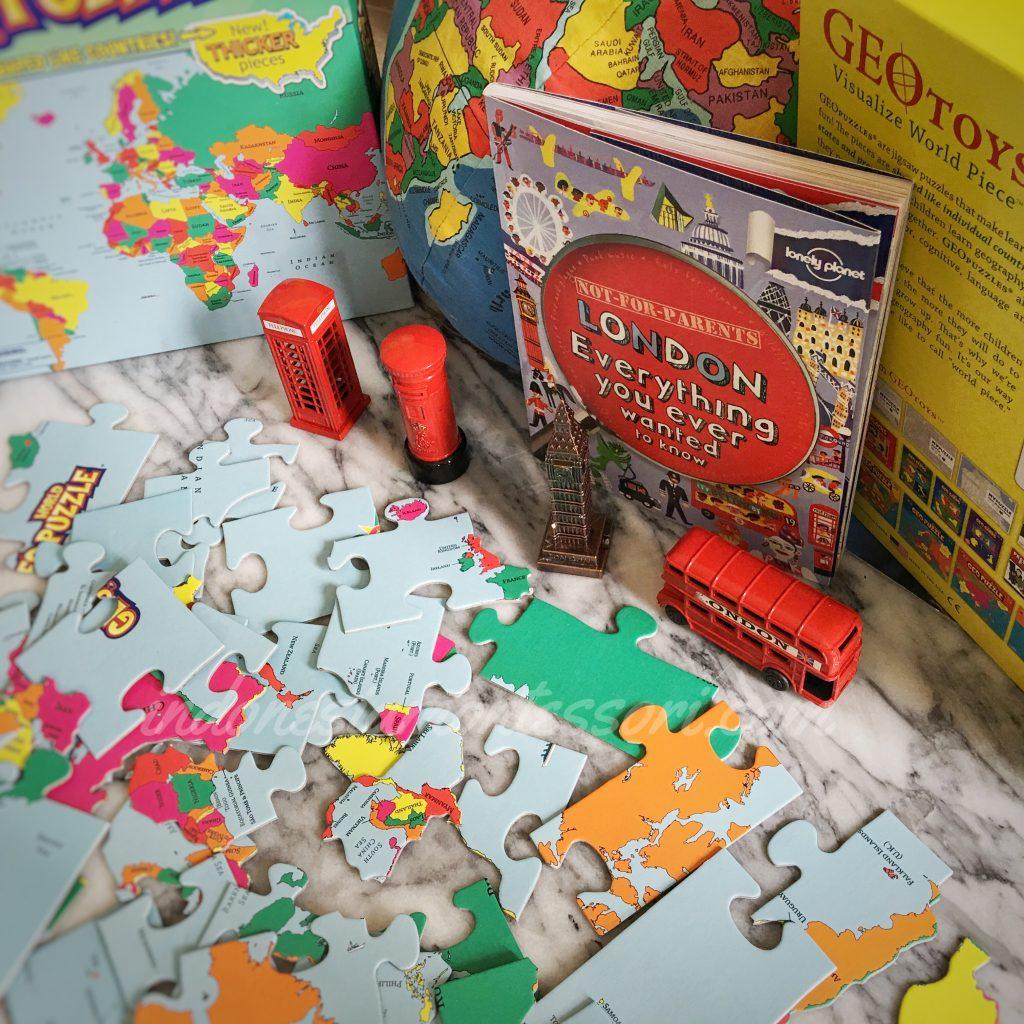 tips travel dengan anak balita