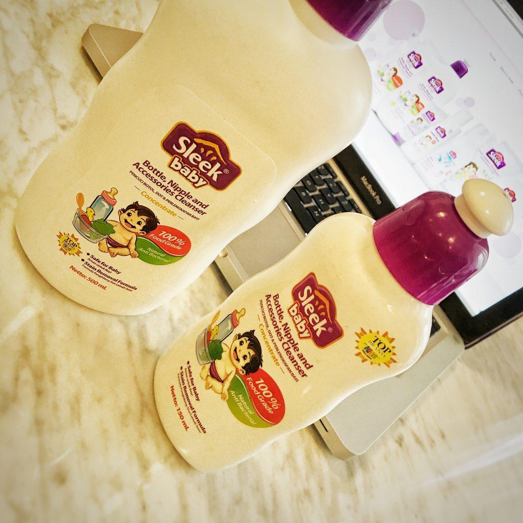 review produk sabun pembersih botol bayi