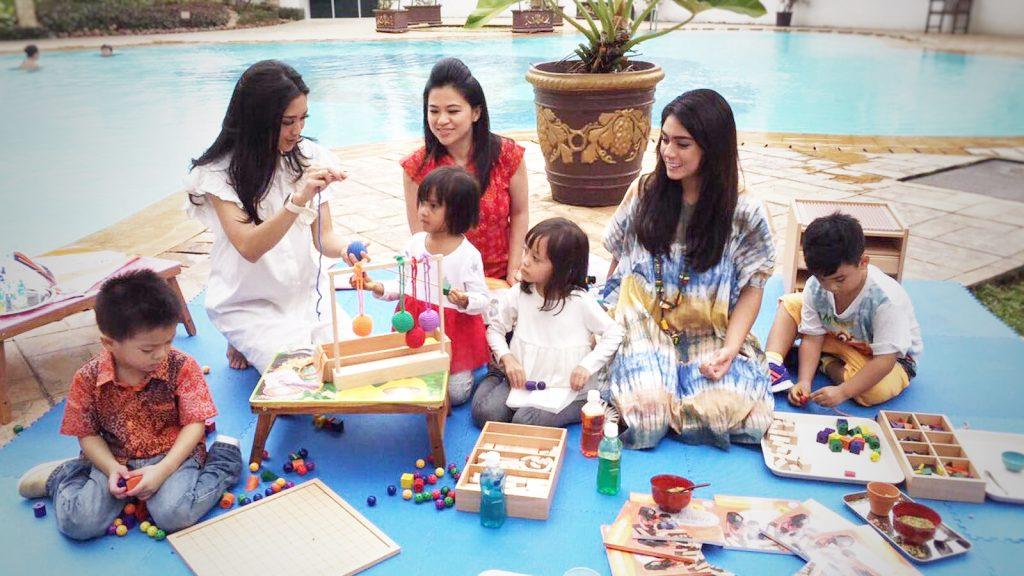 Montessori Di Rumah Di Ibu Pintar TransTV