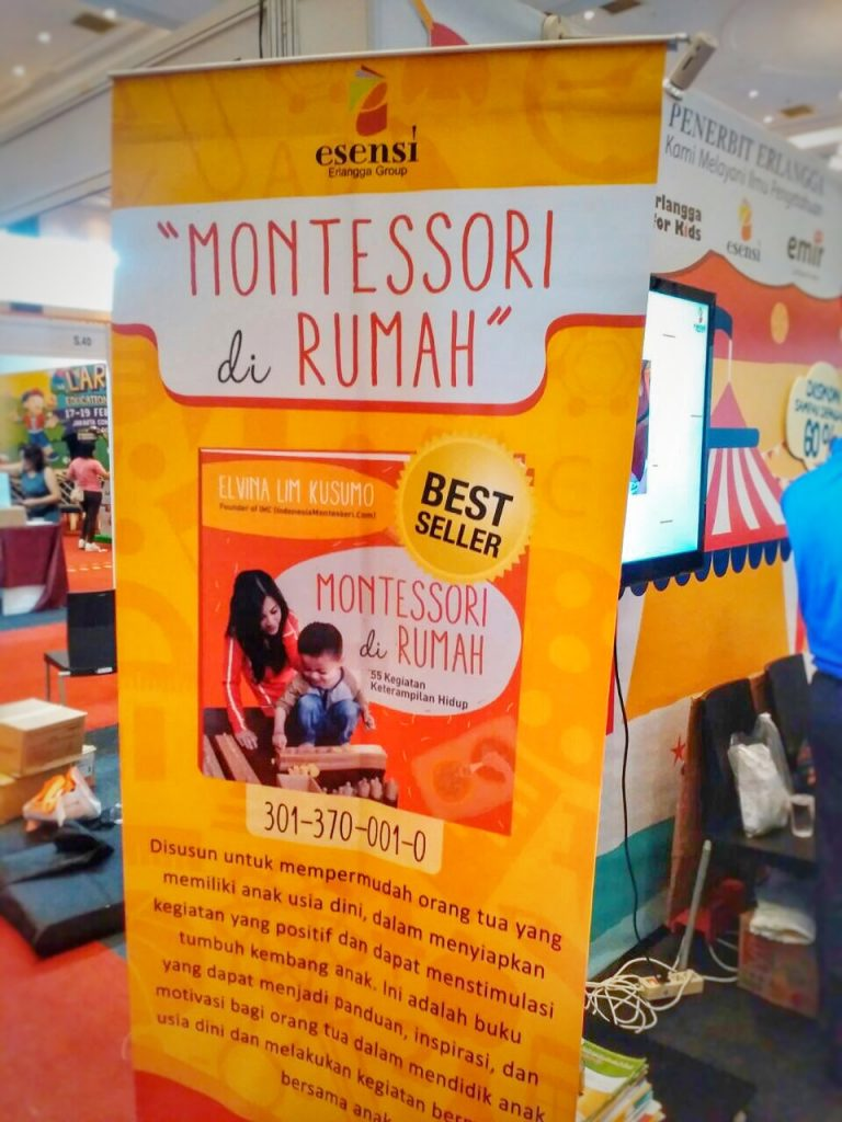 buku montessori elvina lim kusumo