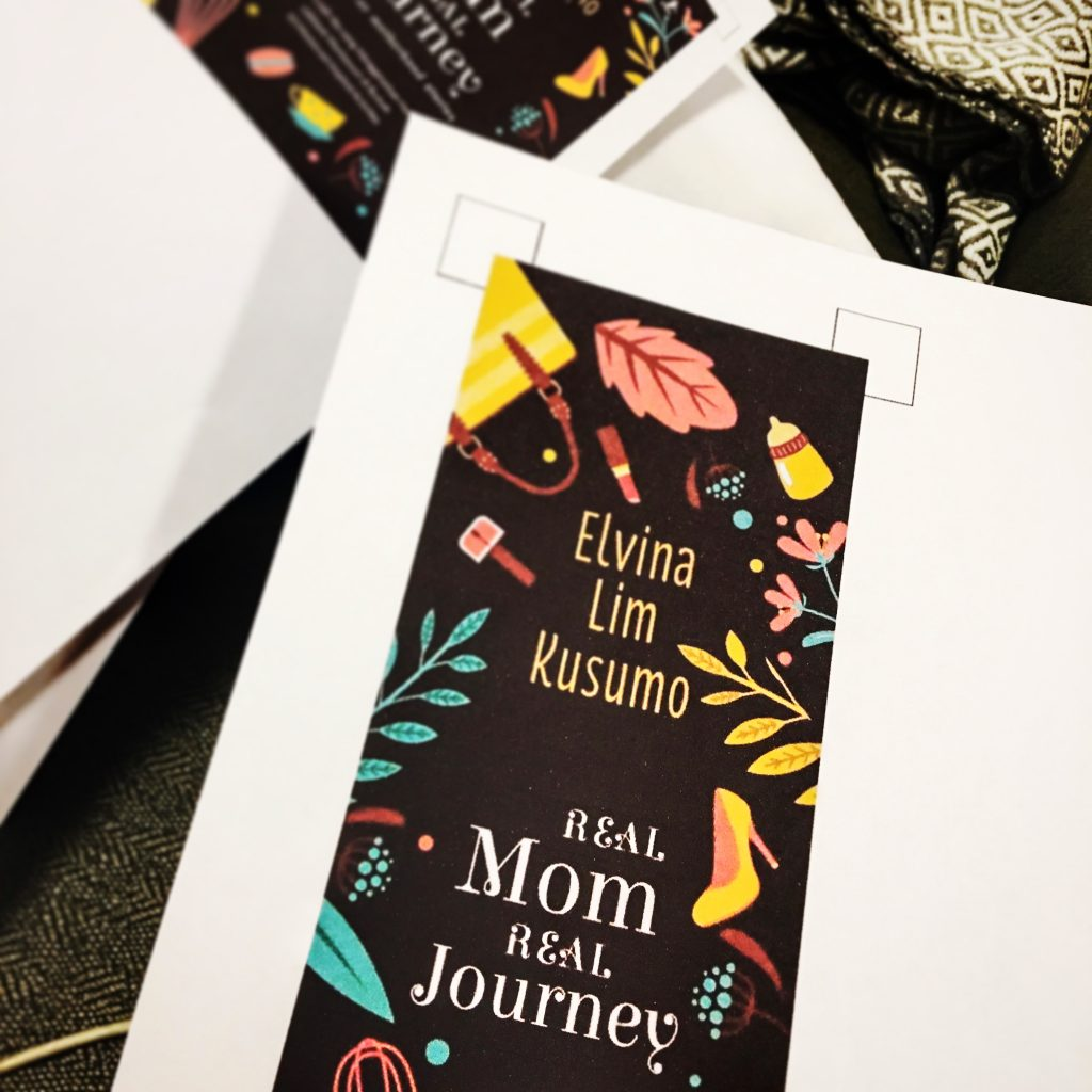 Buku Real Mom Real Journey