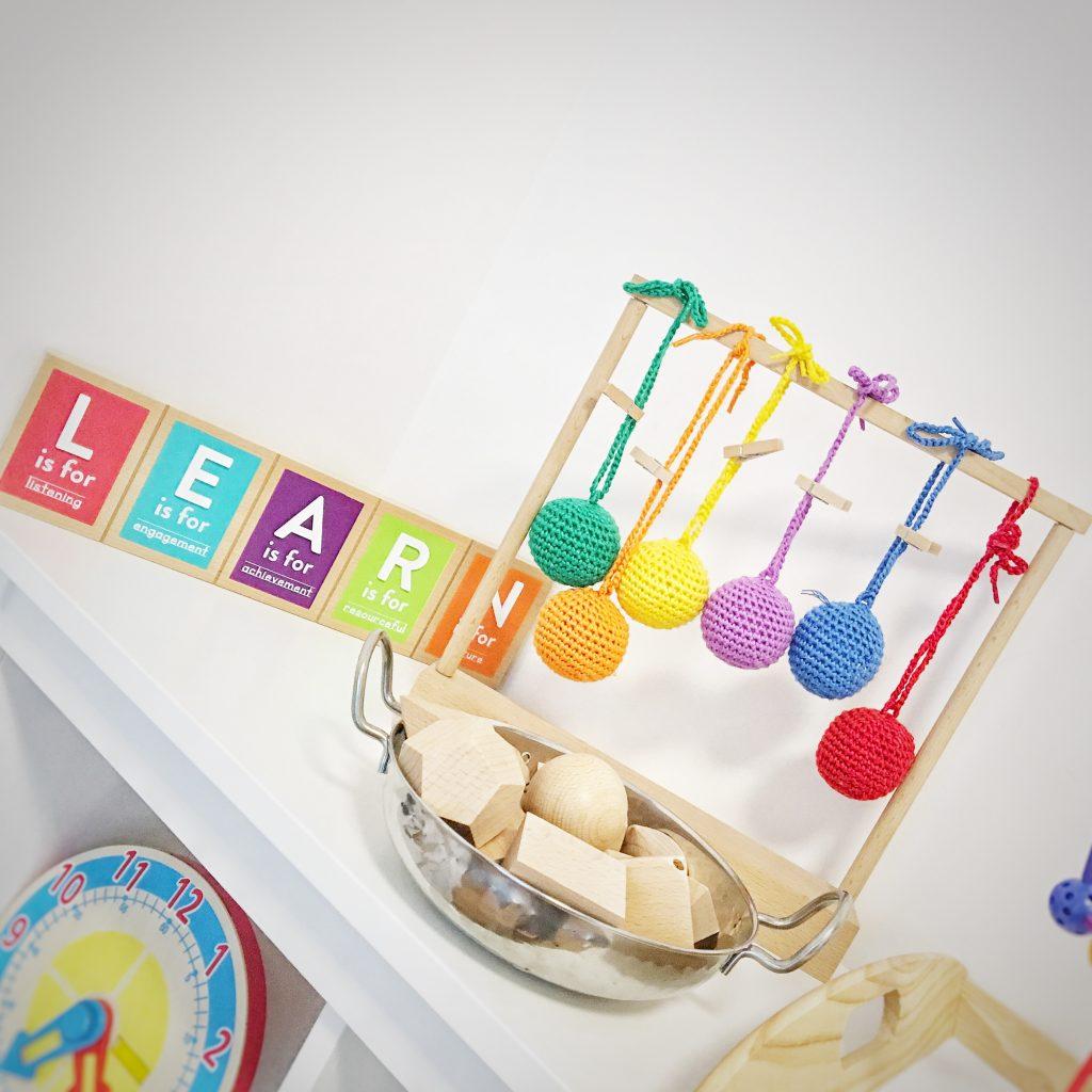 ide dekorasi rumah montessori di rumah