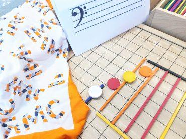 tip mengenalkan musik pada anak