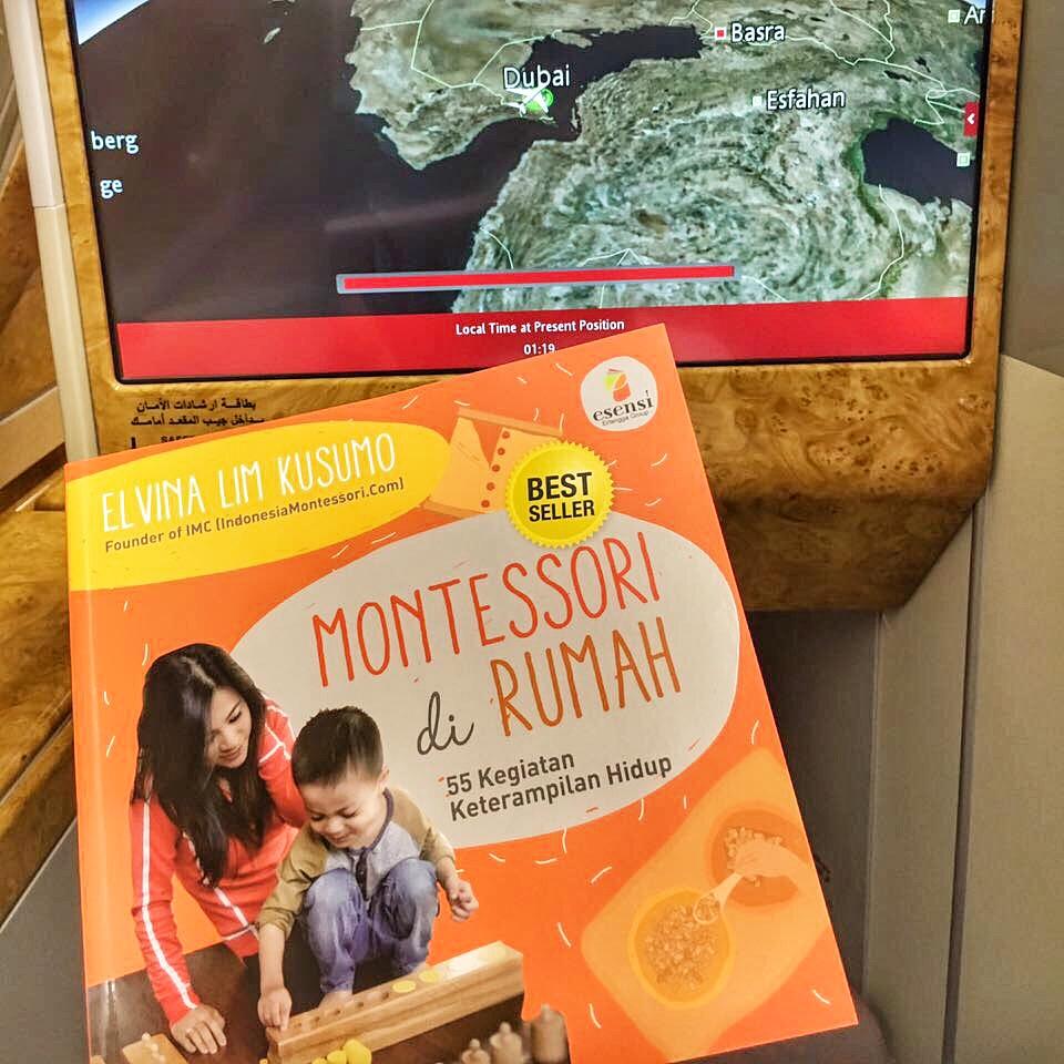 buku parenting montessori bahasa indonesia