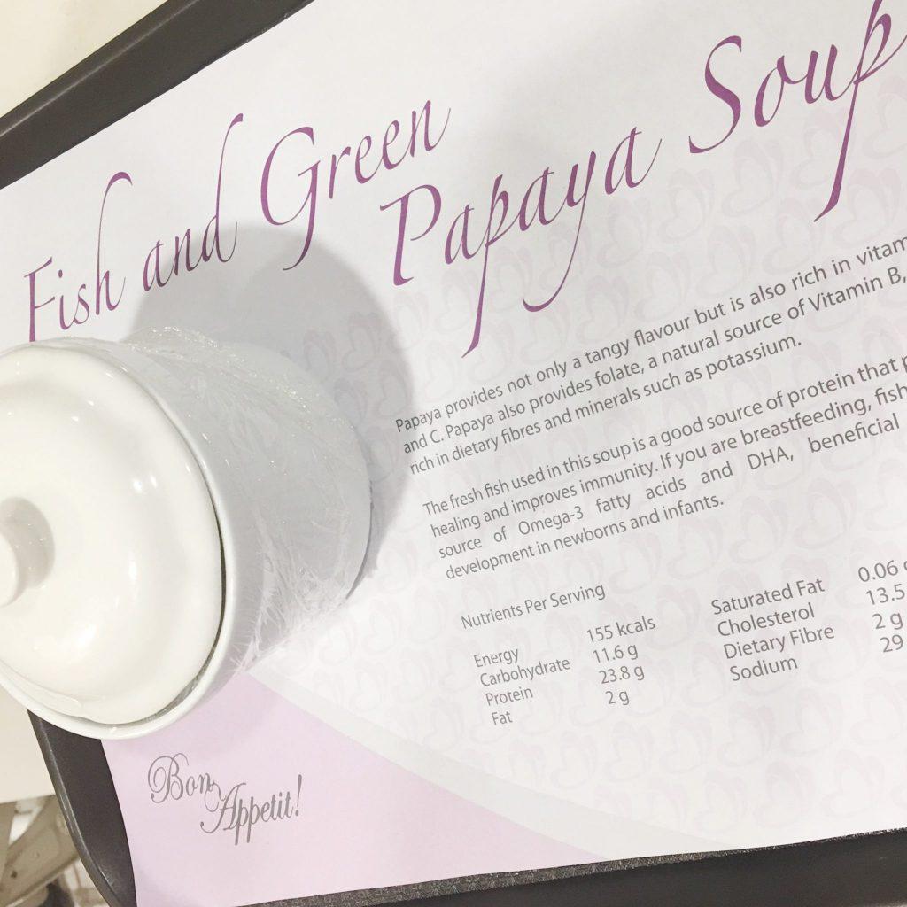 resep menu pasca kelahiran