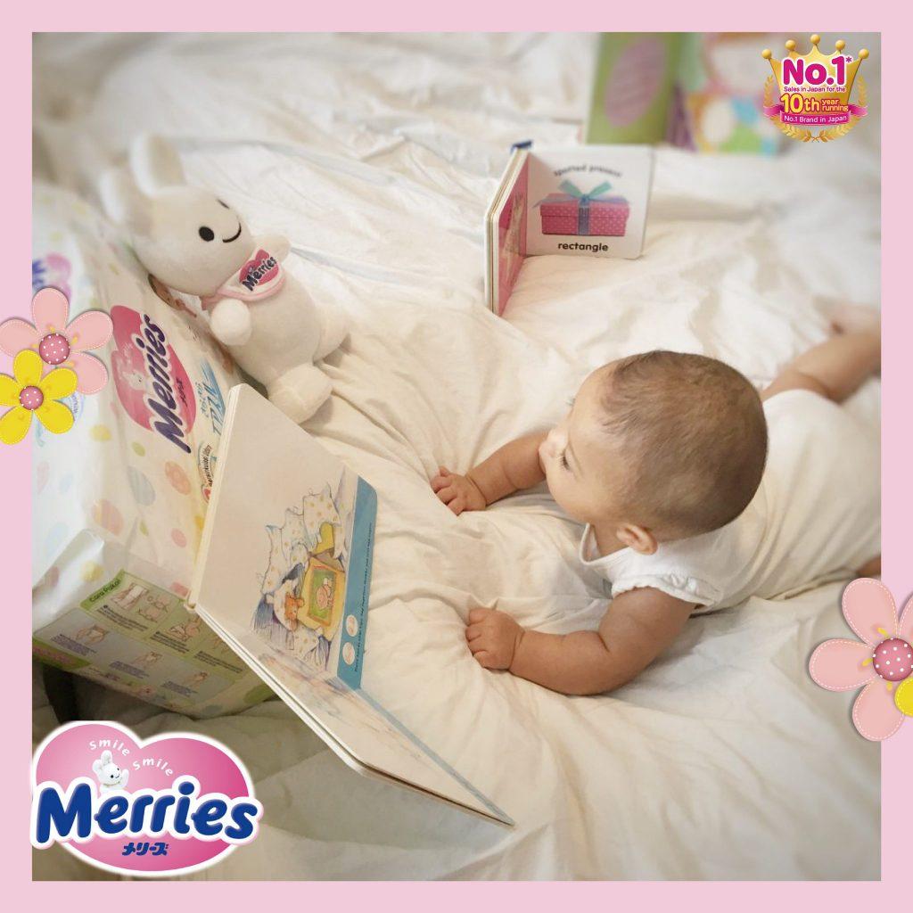 ide kegiatan bayi montessori di rumah
