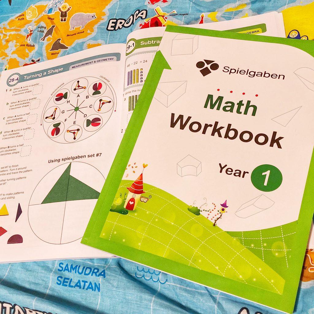 bahan materi homeschool sekolah dasar
